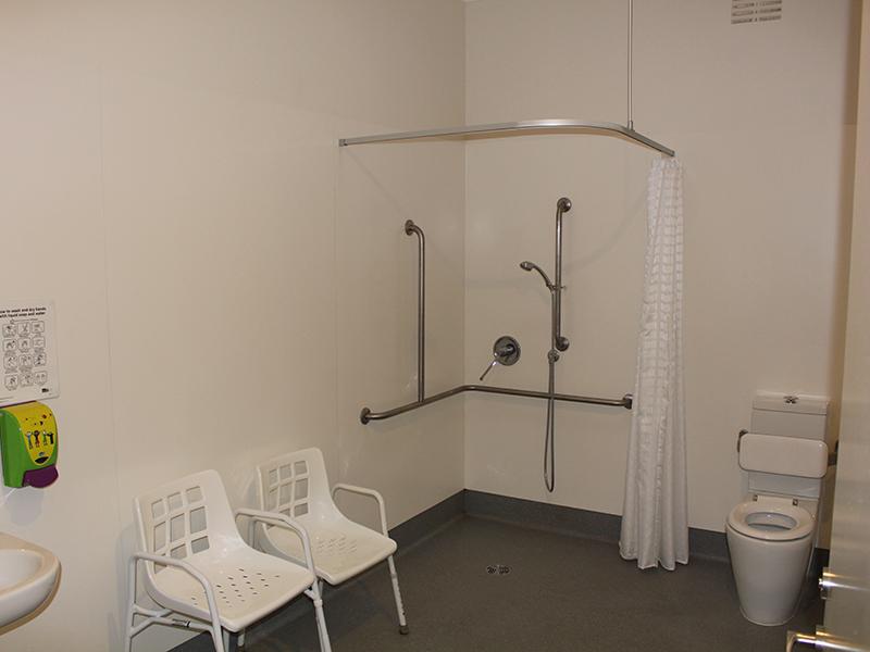 Nelson House bathroom